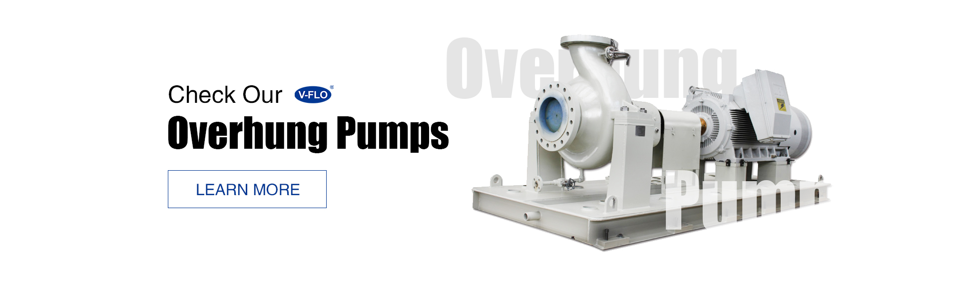 overhung pumps